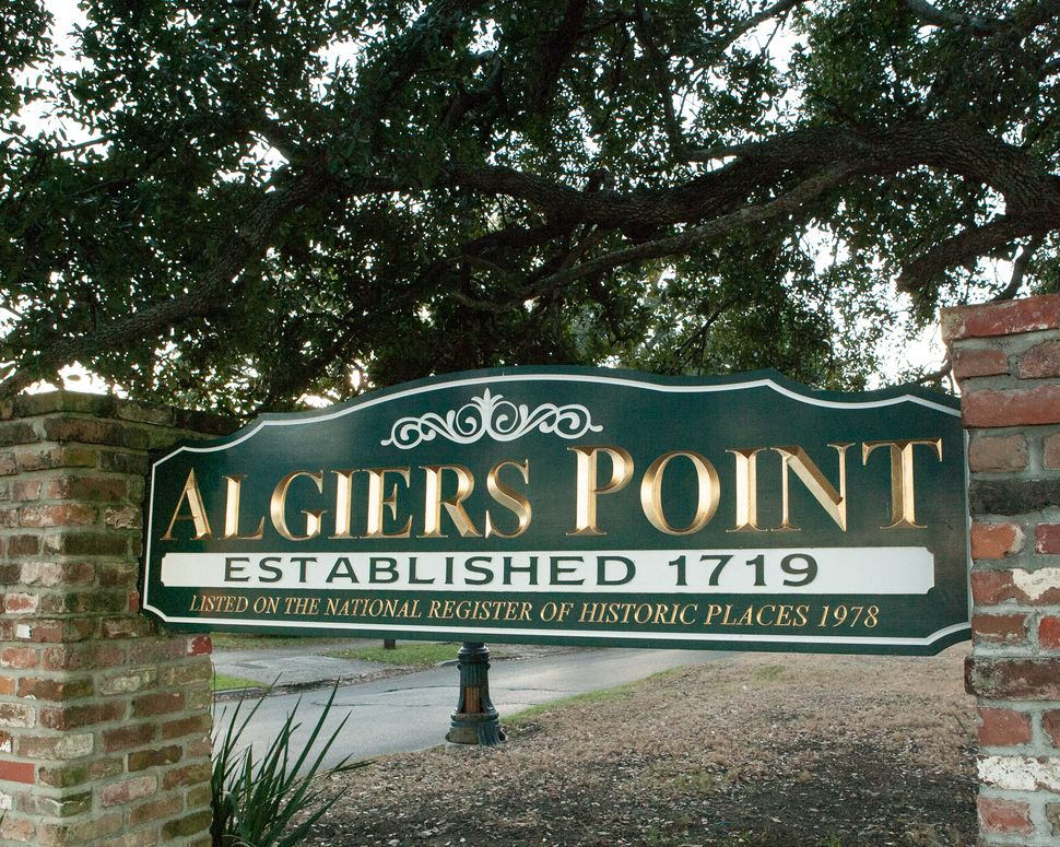Algiers Point Real Estate